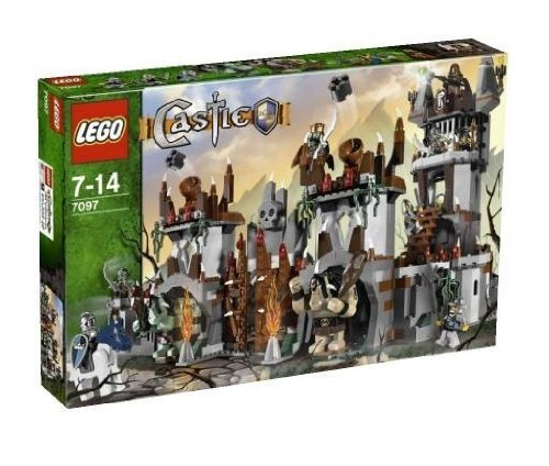 LEGO Castle 7097: Trolls' Mountain Fortress