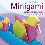 "Minigami: Zauberhafte Bastelideen mit Mini-Origamivon ""Gay M Gross"""