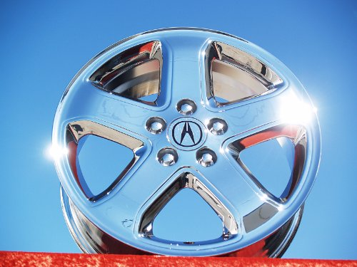 Acura TL Type-S: Set of 4 genuine factory 17inch
