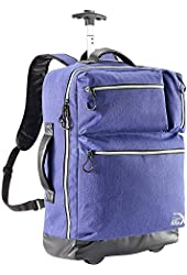 Cabin Max Oxford 55x40x20cm Carry On luggage - Multi-function backpack and trolley