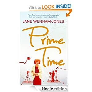 Prime Time - full-length romantic comedy novel