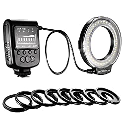Neewer FC100 32 Super Bright LED Macro Ring Flash for SLR Cameras