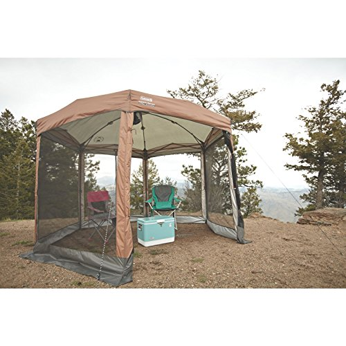 coleman event shelter instructions