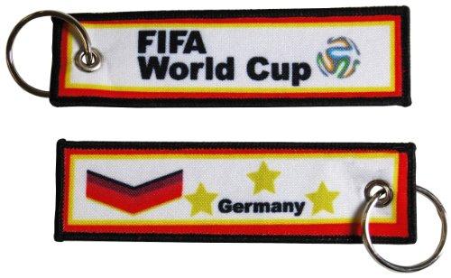 Deutschland WM 2014 Schlüsselanhänger DFB WM EM Trikot Home Jersey Fanartikel Aktion!