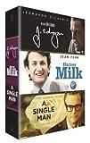 echange, troc J. Edgar + Harvey Milk + A Single Man