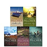 Rosamunde Pilcher Rosamunde Pilcher Collection 5 Books Set.(Flowers in the rain and other stories, Wild Mountain Thyme, the Blue Bedroom & other stories, Auother view and the day of the storm)