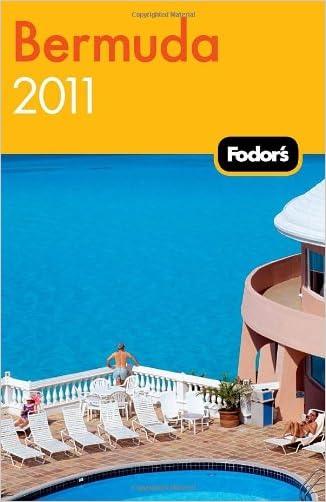 Fodor's Bermuda 2011 (Travel Guide)