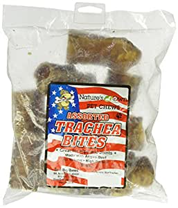 Best Buy Bones - USA Made Trachea Bites, 8-Ounce Bag - Healthy Pet Chews for Dogs