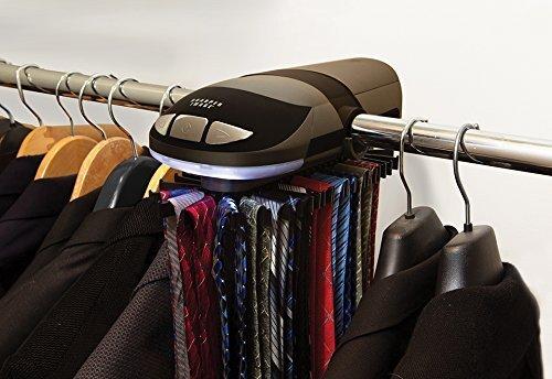 sharper-image-motorized-tie-rack-by-sharper-image