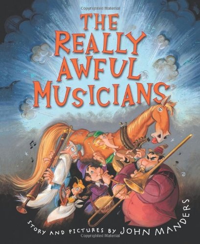 The Really Awful Musicians, John Manders