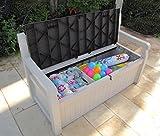 Keter Eden Bench Box