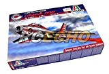 RCECHO® ITALERI Aircraft Model 1/48 F-84F Thunderstreak i diavoli rossi Scale Hobby 2703 with RCECHO® Full Version Apps Edition