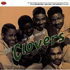 Blog de elpresse : ELVIS ET LE ROCKABILLY, cover the clovers