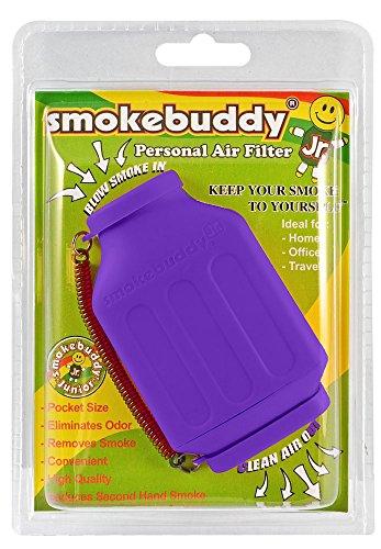 Smokebuddy Jr. Personal Air Filter - Purple (Smokebuddy Jr Personal Air Filter compare prices)