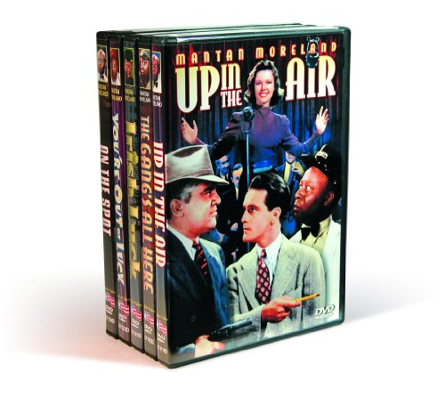 Darro & Mantan Moreland Collection (Up In The Air (1940) / Gang's All Here (1941) / Irish Luck (1939) / You're Out of Luck  (1941) / On The Spot (1940)) (5-DVD)