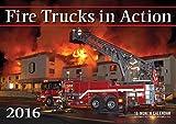 img - for Fire Trucks in Action 2016: 16-Month Calendar September 2015 through December 2016 book / textbook / text book