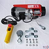 Crossfer - Palan 400 Treuil Electrique 220V -200 À 400Kg