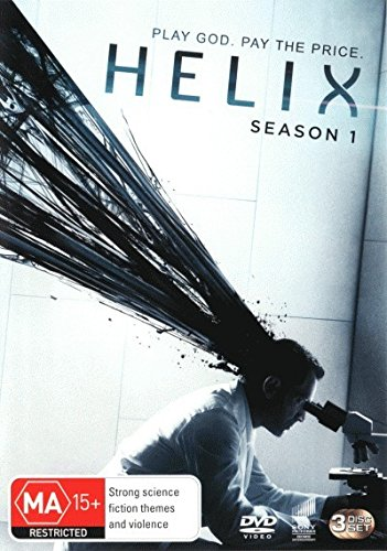 Helix - Season 1 [NON-USA Format / PAL / Region 2, 4 Import - Australia] (Helix Season Two compare prices)