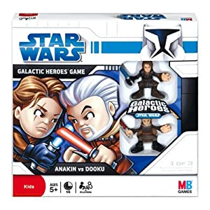 Star Wars Galactic Heroes game!