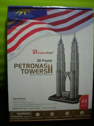 cubic-fun-3d-puzzle-petronas-twin-towers-kuala-lumpur-malaysia