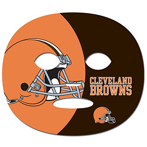 Cleveland Browns Face Paint