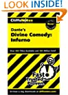 CliffsNotes on Dante's Divine Comedy-I Inferno (Cliffsnotes Literature Guides)