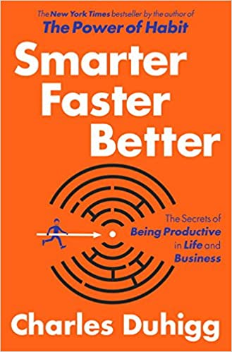 smarter faster better business books mba students