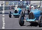 Bugatti En Course a Monaco: Ettore Bu...