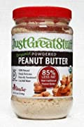 Betty Lou's Just Great Stuff Organic Powdered Peanut Butter 6.43 oz (pack of 12)