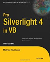 Pro Silverlight 4 in VB, 3rd Edition Front Cover