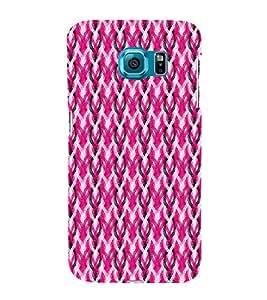 EPICCASE pink genes Mobile Back Case Cover For Samsung Galaxy S6 Edge (Designer Case)