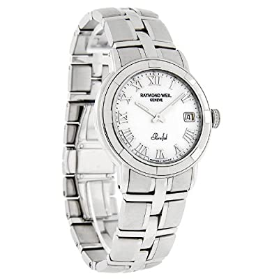 Raymond Weil Parsifal Mother of Pearl Mens Watch 9541-ST-00908