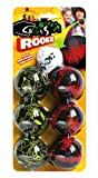 Crossboccia Loud Doublepack Rookie Mini 2x3er Set für 2 Spieler