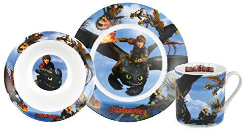 dreamworks-dragons-juego-de-vajilla-para-desayuno-3-piezas-diseno-de-la-pelicula-dragons