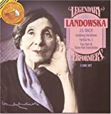 Legendary Performers - Landowska - Bach: Goldber Variations