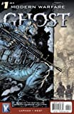 Modern Warfare 2: Ghost #1 Jim Lee Variant
