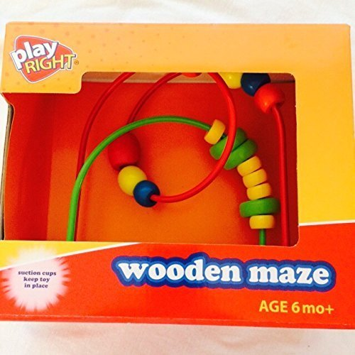 Play Right Wooden Maze by walgreens
