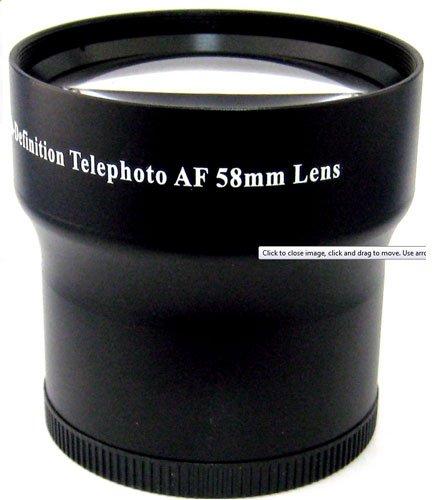 Professional 3.5X Super Telephoto Hd Lens Kit With Adapter For Nikon Coolpix L820 L810Camera
