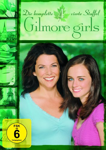 Gilmore Girls - Staffel 4 [6 DVDs]