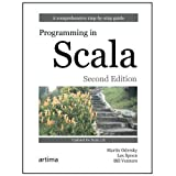 img - for Programming in Scala: A Comprehensive Step-by-Step Guide, 2nd Edition by Odersky, Martin, Spoon, Lex, Venners, Bill (2011) Paperback book / textbook / text book