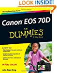 Canon EOS 70D For Dummies (For Dummie...