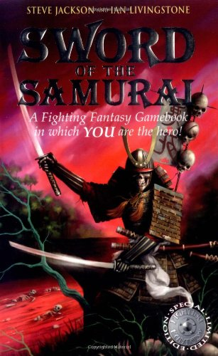 Sword of the Samurai (Fighting Fantasy)
