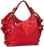 BIG BUDDHA Jpenn Tote,Red,One Size