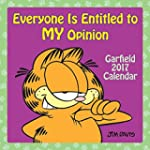 Garfield 2017 Mini Wall Calendar