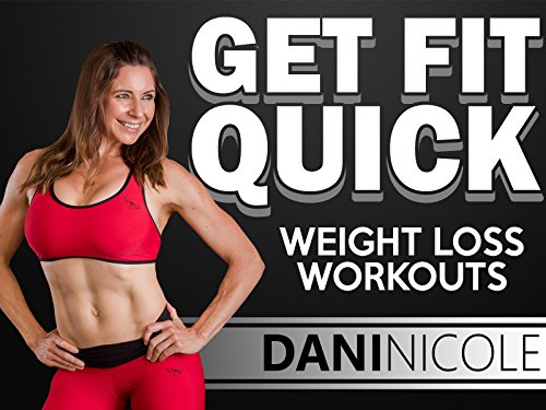 Get Fit Quick Weight Loss Workouts - Season 1