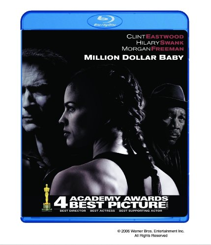 Cover art for  Million Dollar Baby [Blu-ray]