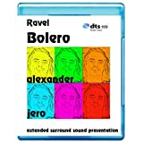 echange, troc Ravel: BOLERO - The New Dimension of Sound Series (includes traditional Orchestral version, Alexander Jero contemporary synthes
