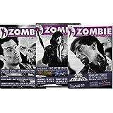 Der Zombie (Magazin) - 3er Pack - Ausgabe 01 - 03, inkl. TANZ DER TEUFEL, THE THING und DAWN OF THE DEAD - Specials