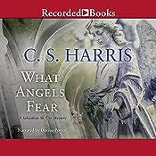 What Angels Fear: Sebastian St. Cyr, Book 1 | C. S. Harris