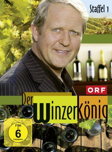 Der Winzerkönig - Staffel 1 [4 DVDs]